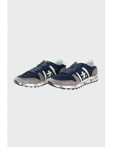 LEATHER ERIC 2118 SNEAKERS